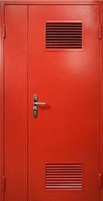 недорогие металлические технические двери